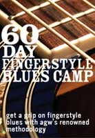 60-Day Fingerstyle Blues Camp