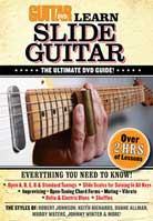 Andy Aledort – Guitar World: Learn Slide Guitar