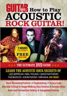 Andy Aledort – How To Play Acoustic Rock Guitar (Guitar World)