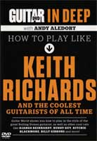 Andy Aledort – In Deep: How To Play Like Keith Richards