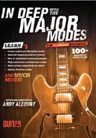 Andy Aledort – In Deep with the Major Modes