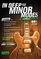 Andy Aledort – In Deep with the Minor Modes