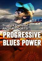 Andy Aledort – Progressive Blues Power