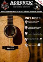 Acoustic Guitar Course – The Rock House Method