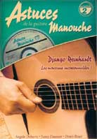 Angelo Debarre – Astuces De La Guitare Manouche Volume 2