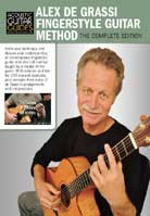 Alex de Grassi – Fingerstyle Guitar Method