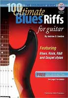 Andrew D. Gordon – 100 Ultimate Blues Riffs for Guitar