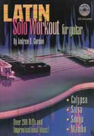 Andrew D. Gordon – Latin Solo Workout for Guitar