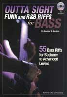 Andrew D. Gordon – Outta Sight Funk & R&B Riffs for Bass