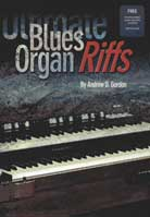 Andrew D. Gordon – Ultimate Blues Organ Riffs
