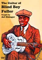 Ari Eisinger – The Guitar of Blind Boy Fuller
