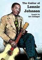 Ari Eisinger – The Guitar of Lonnie Johnson