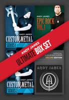 Andy James Ultimate Box Set
