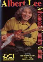 Albert Lee – Advanced Country Guitar