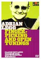 Adrian Legg – Fingerpicking and Open Tunings