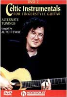 Al Petteway – Celtic Instrumentals For Fingerstyle Guitar DVD 2