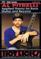 Al Pitrelli – Applied Theory For Rock Guitar And Beyond