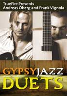 Andreas Oberg And Frank Vignola – Gypsy Jazz Duets Volume 1 – 4