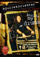 Aquiles Priester – Inside My Drums