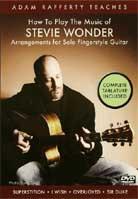 Adam Rafferty – Stevie Wonder: Solo Fingerstyle