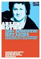 Arlen Roth's 150+ Acoustic Hot Licks