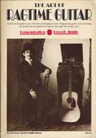 The Art of Ragtime Guitar (Book)
