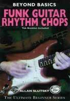 Allan Slutsky – Beyond Basics: Funk Guitar Rhythm Chops