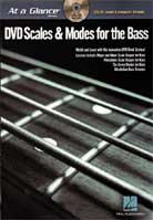 Scales & Modes for the Bass – At a Glance