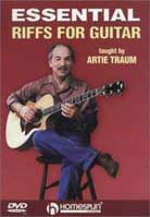 Artie Traum – Essential Riffs For Guitar