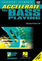 Anthony Vitti – Accelerate Your Bass Playing