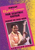 Alex Weir – Great Rhythm Grooves for Electric Guitar