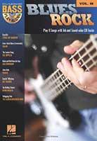Bass Play-Along Volume 18 – Blues Rock