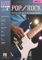 Bass Play-Along Volume 3 – Pop/Rock