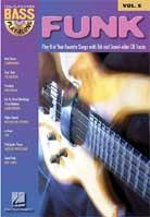 Bass Play-Along Volume 5 Funk