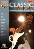 Bass Play-Along Volume 6 – Classic Rock