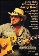 Buster B. Jones – Guitar Styles and Techniques of Jerry Reed