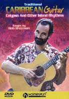 Bob Brozman – Traditional Caribbean Guitar