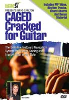 Brad Carlton – CAGED Cracked for Guitar