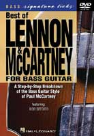 Bob Efford – Best of Lennon & McCartney for Bass Guitar