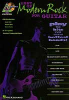 Best of Modern Rock for Guitar