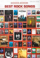 Best Rock Songs 2000-2005 (Songbook)