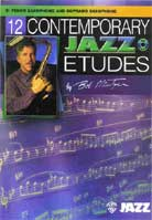 Bob Mintzer – 12 Contemporary Jazz Etudes
