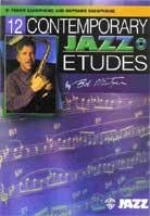 Bob Mintzer – 12 Contemporary Jazz Etudes