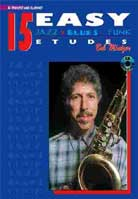 Bob Mintzer – 15 Easy Jazz, Blues & Funk Etudes
