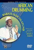Babatunde Olatunji – African Drumming