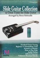 Brent Robitaille – Slide Guitar Collection