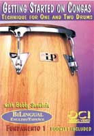 Bobby Sanabria – Getting Started on Congas 1 & 2
