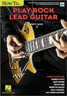 Brooke St. James – How To Play Rock Lead Guitar