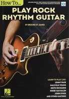 Brooke St. James – How to Play Rock Rhythm Guitar