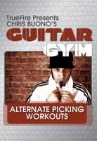 Chris Buono – Guitar Gym: Alternate Picking